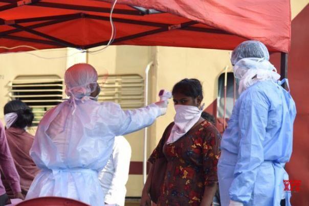India records over 18K Covid cases, death toll nears 17K