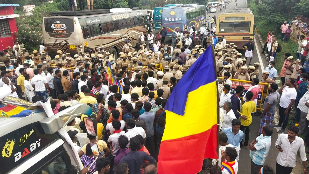 PMK warns of further agitation demanding reservation for Vanniars