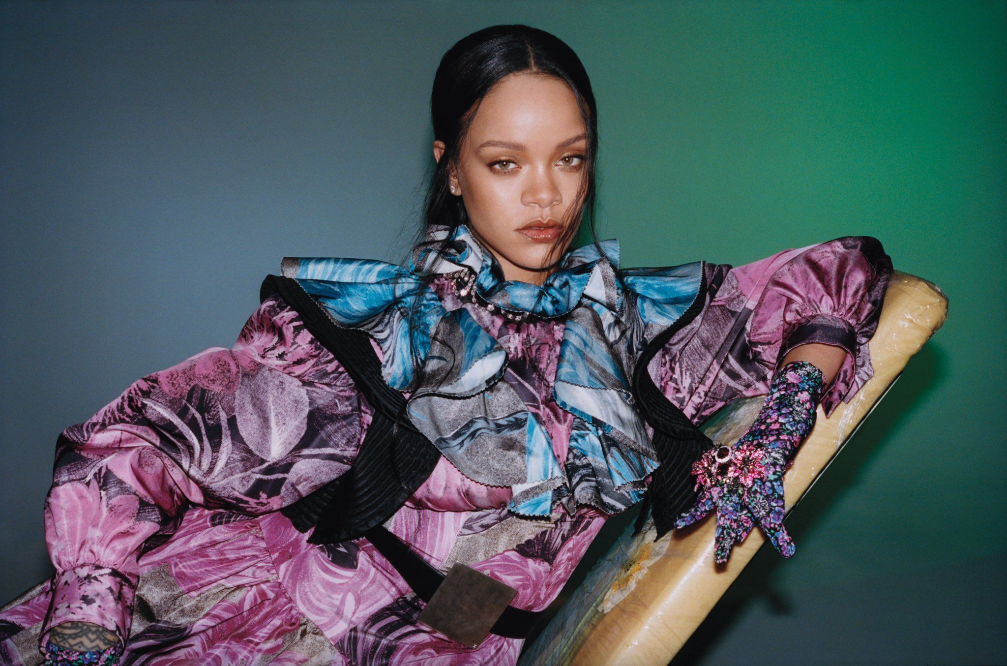 Singer Rihannas support to farmers protest flares up Twitter