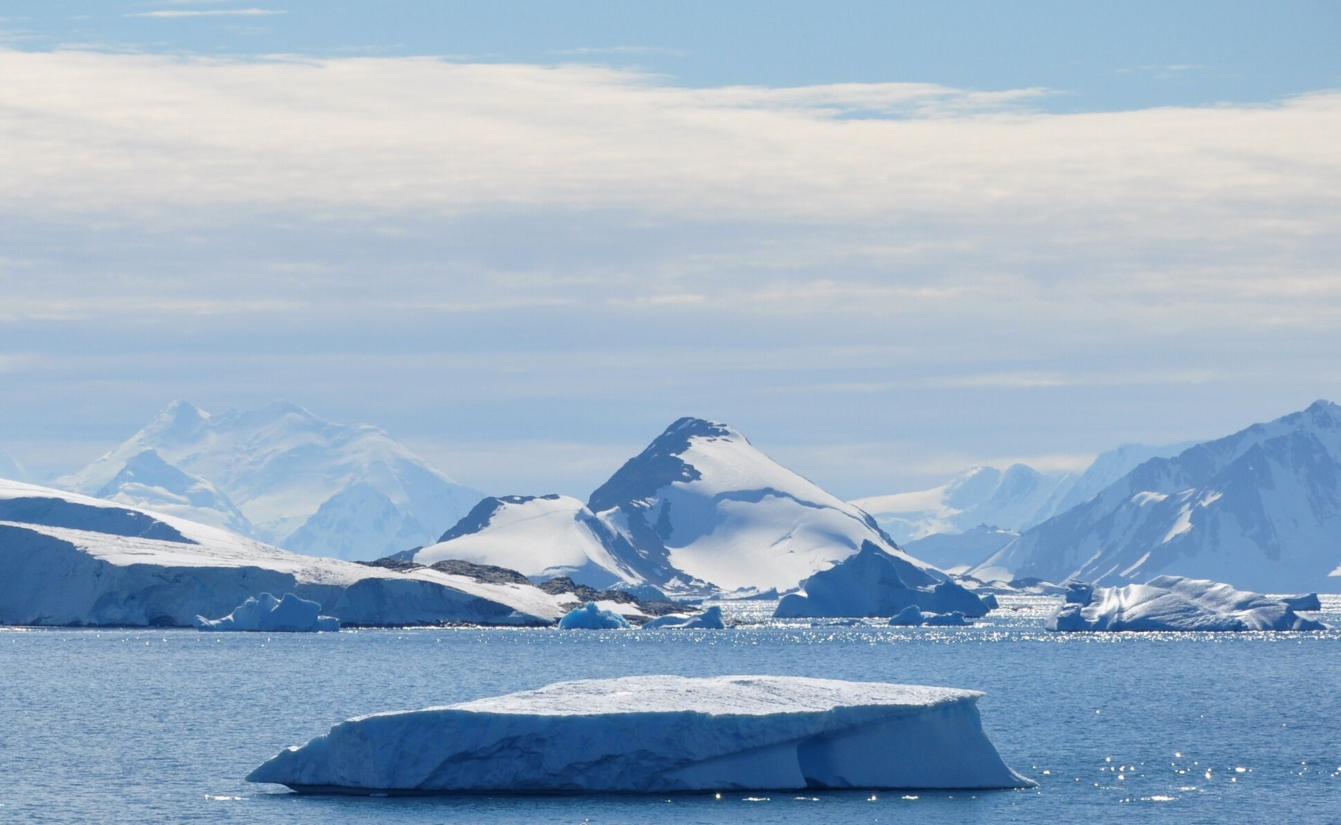 A third of ice shelves of Antarctica at risk of collapse: Study