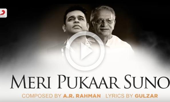 Rahman-Gulzar duos  Hope Anthem creates ripples