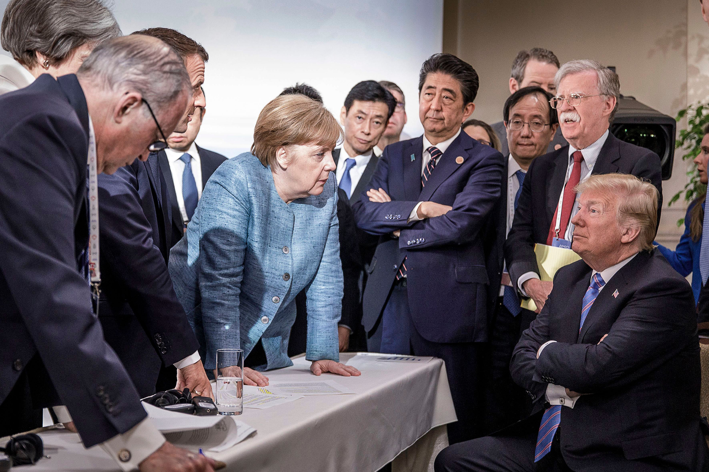 The failure of G7 Summit
