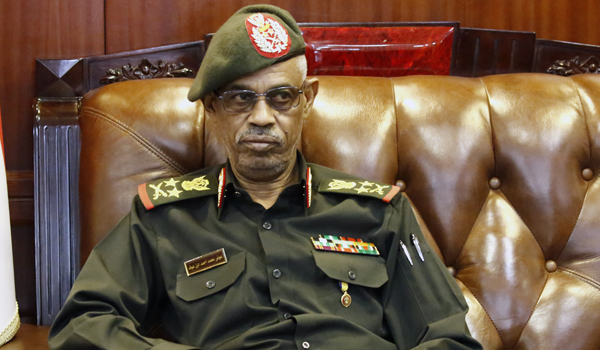 Sudan coup leader steps down after a day