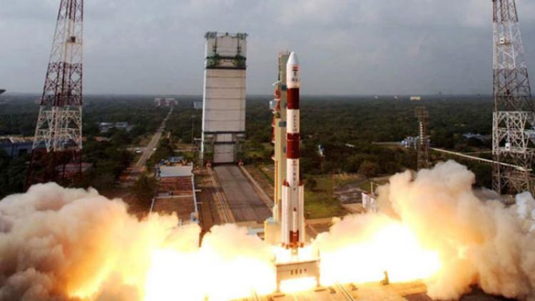 ISRO rocket blasts off with Cartosat and 19 other satellites