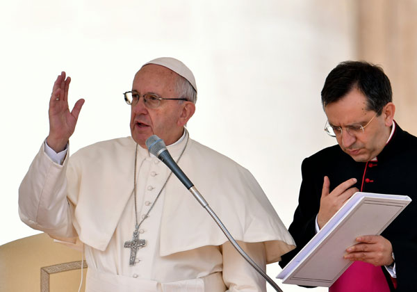 Pope Francis softens Church approach to divorcees, gays