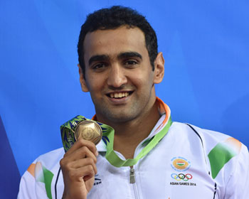 Asiad swimming: Sejwal wins bronze in 50m breast-stroke