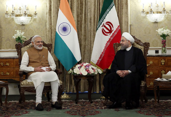 Watching India-Iran ties 'very closely': US