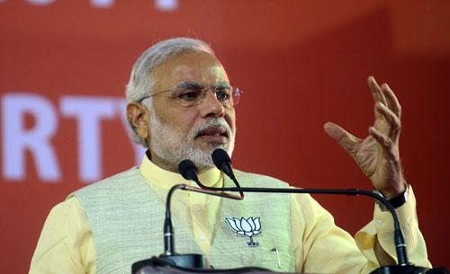 Inviting SAARC leaders sent out a message to world: Modi