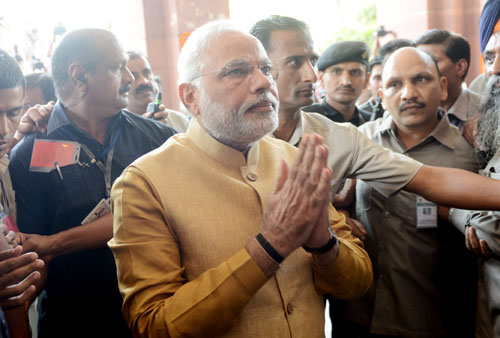 People voted for their hope, aspiration: Narendra Modi