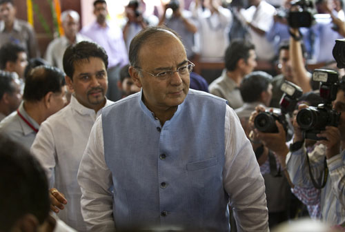 No controversy over new army chief: Jaitley