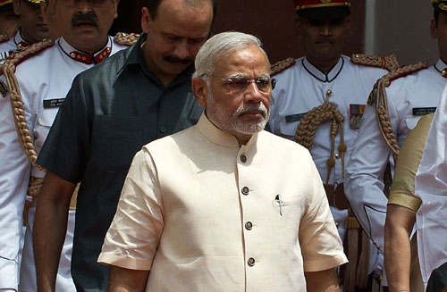 Modi disbands four cabinet committees