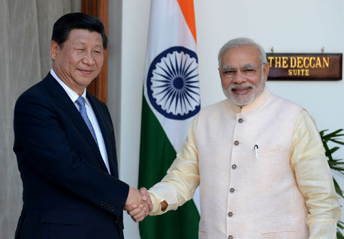 Incursions cast shadow on Sino-Indian meet