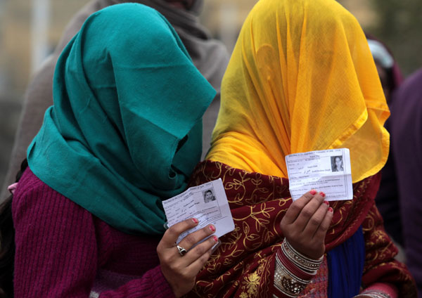 About a fifth of votes cast in Jammu