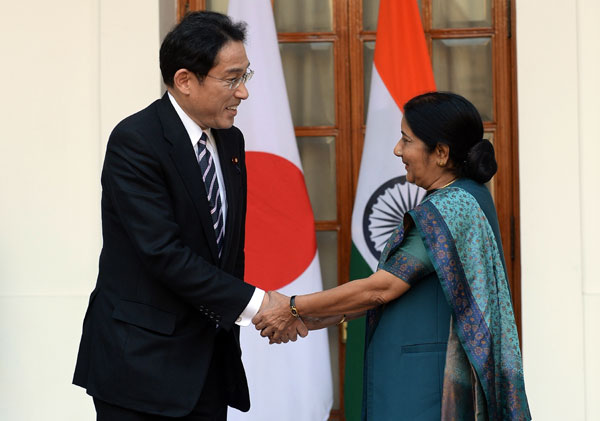 India, Japan hold talks; hope Abenomics & Modinomics will help trade