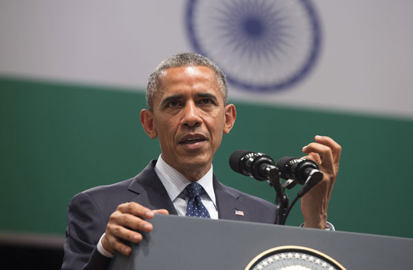 India-US ties a defining partnership of the century: Obama