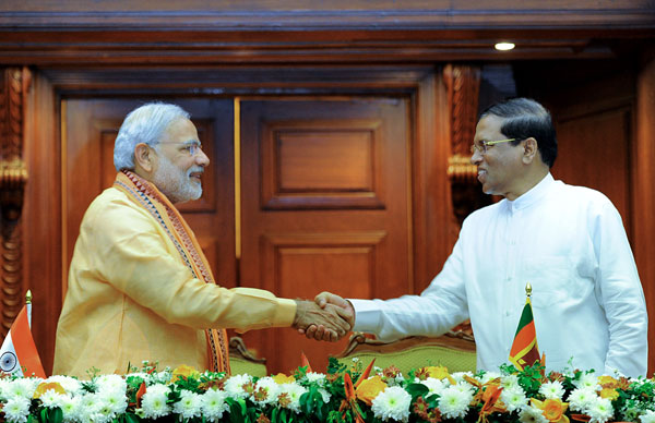 Modi assures full commitment to Sri Lankas development