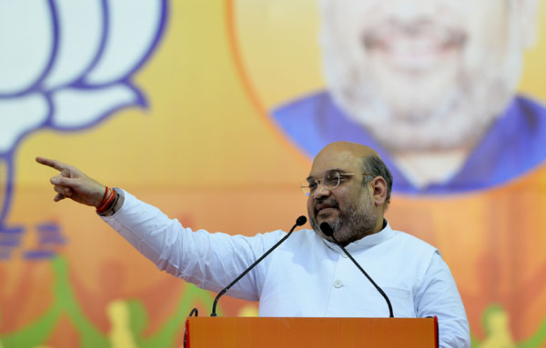 Land bill in focus on second day of BJP meet