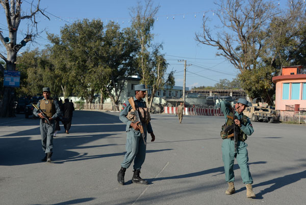 Afghan, NATO soldiers exchange fire, two killed