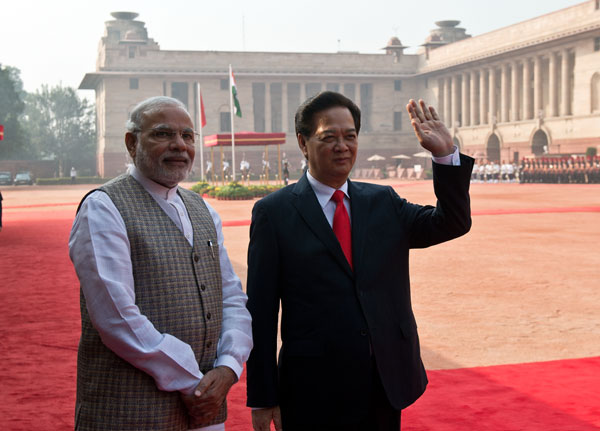 Ties with Vietnam important for India: Modi