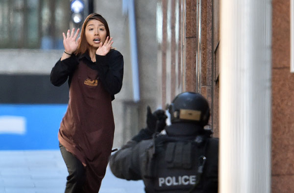 Sydney siege: Indian techie among hostages