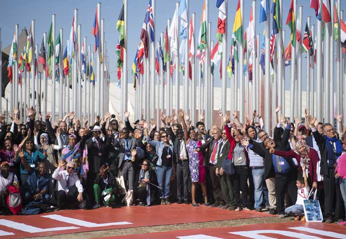 Nearly 200 nations reiterate climate action at Marrakech