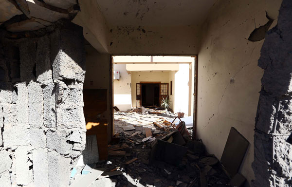 Toll in Libya clashes rises to 356