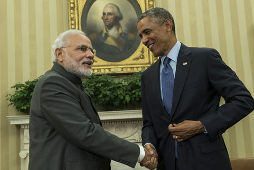 Modi co-opts US business in remaking India