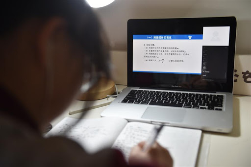 Online schooling: delay after survey and order costs a life