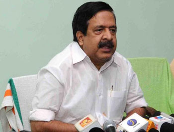 No dispute in appointment of new DGP: Chennithala