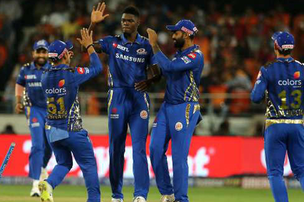 Alzarri Josephs sixer hands Hyderabad 40-run defeat