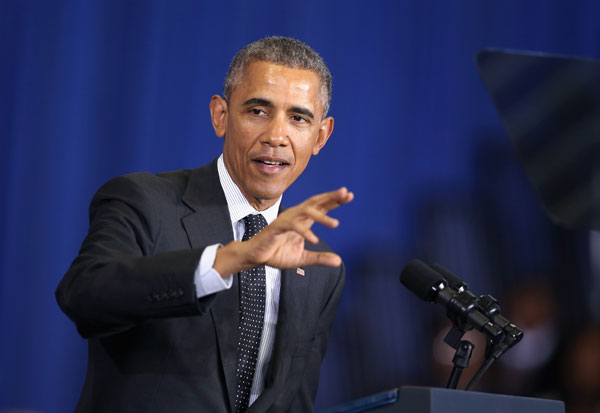 Citing India, Obama calls for correcting distorted impression of Muslims