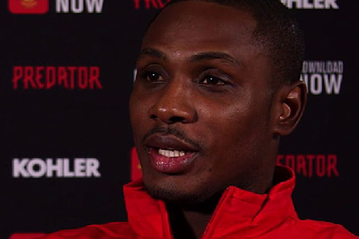 Ighalo vows to walk off if he gets racially abused again