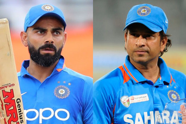 Tendulkar, Kohli find spot in Clarkes list of greatest batsmen