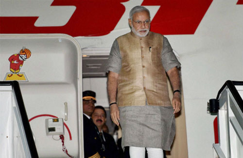 PM arrives in New York, says US a 'natural global partner'