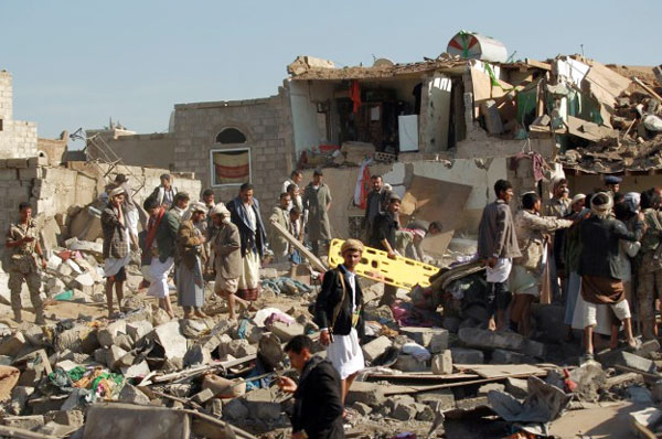 Yemen action to inflate Saudi esteem but at what cost?