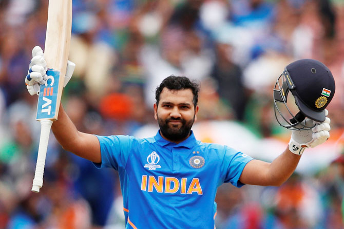 Extremely honoured to be nominated for Khel Ratna: Rohit