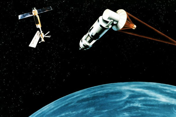 Russian, Chinese lasers threaten US satellites: Pentagon