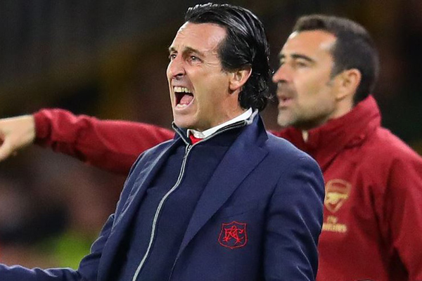 Emery hopeful of Champions League spot despite Arsenal's the 3-1 loss against Wolves
