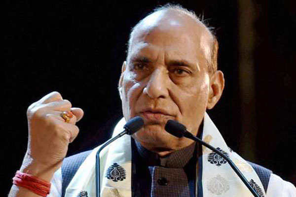 Rajnath votes in Lucknow, says voters will decide