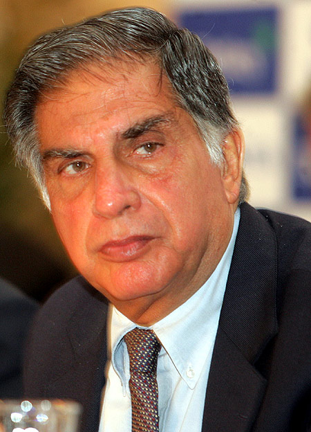 E-commerce next hottest thing: Ratan Tata