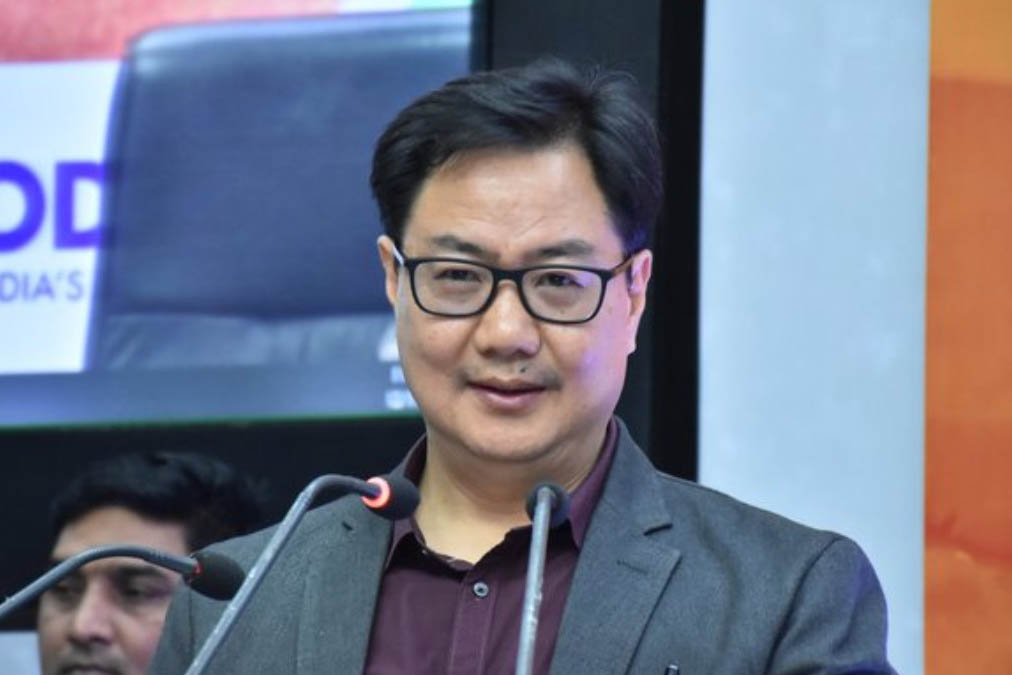New education policy will have sports as part of curriculum: Kiren Rijiju