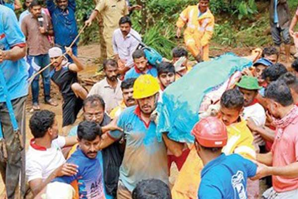 Kerala flood toll hits 67; over 2.54 lakh in camps