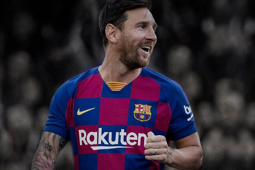 COVID-19: Messi calls health workers anonymous heroes