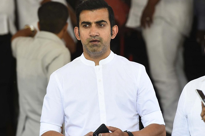 Contribution of one rupee with right emotion is very big: Gambhir