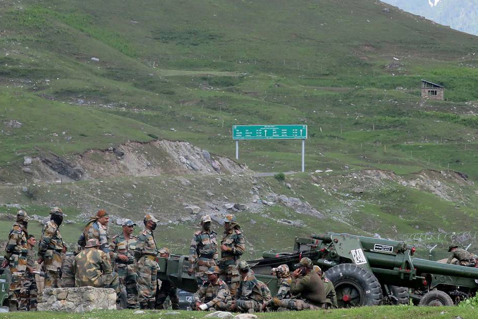 LAC: Several Indian soldiers critically injured, toll to rise