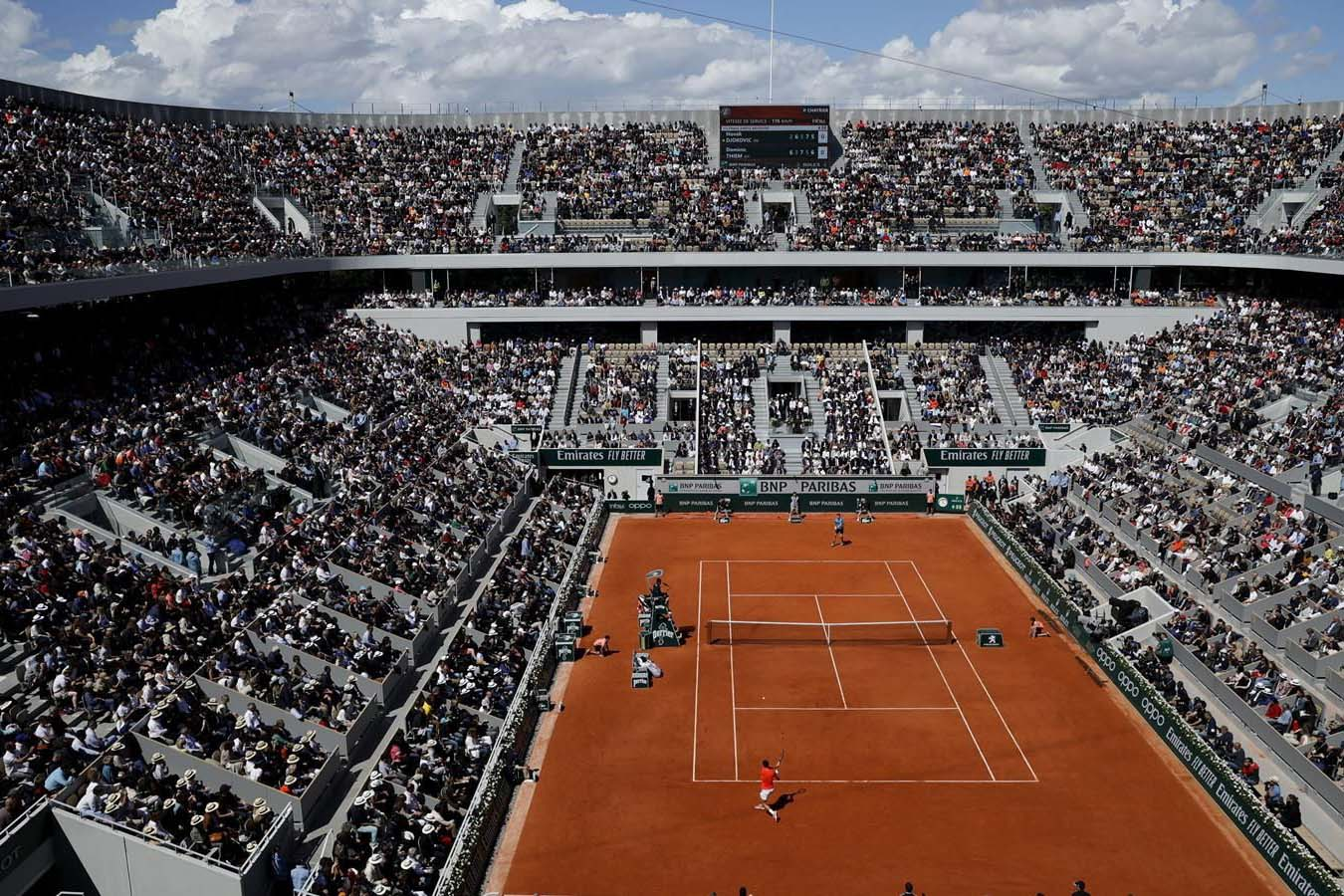 French Open moved to September 2020