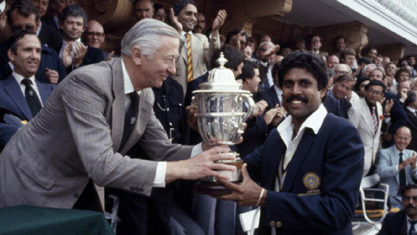 Film on 1983 World Cup to go on floors in early 2016