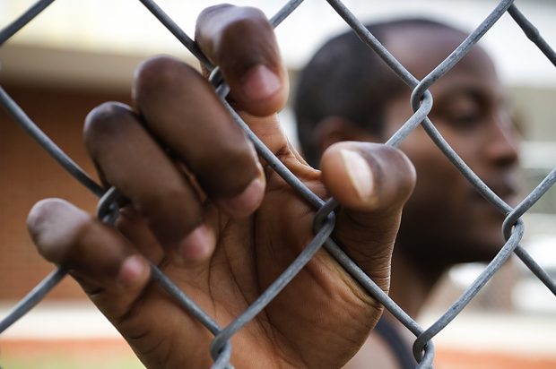The shackles of racism