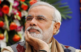 No official record of Modi being tea-seller: RTI reply