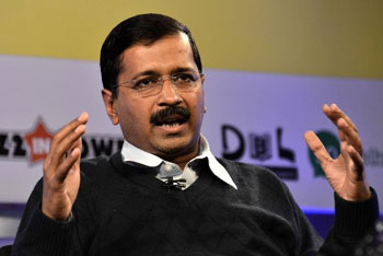 Do pray for me, says Kejriwal